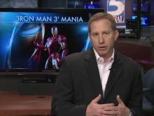 'Iron Man 3' production to boost NC economy