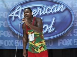Chuck Dixon of Roxboro won the trip and audition in the 2012 Triangle Idol competition.