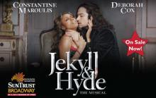 Jekyll and Hyde at DPAC