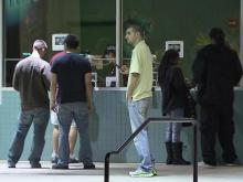 Crowds turn out to see 'Iron Man 3'