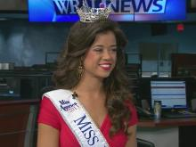 Johna Edmonds elated by Miss NC win