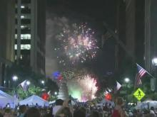 Raleigh promises 'boom-bastic' fireworks in two sets