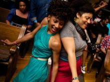 The 2014 Art of Cool Festival, which took place in Durham April 25-26, featured dozens of jazz, R&B and neo-soul artists in multiple locations throughout downtown Durham.
