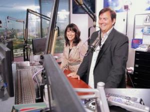 Husband-wife team Gene and Julie Gates will take over July 28 as morning hosts on MIX 101.5 WRAL-FM.