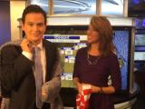 Brian Shrader and Elizabeth Gardner: Christmas Parade forecast and fashion tips