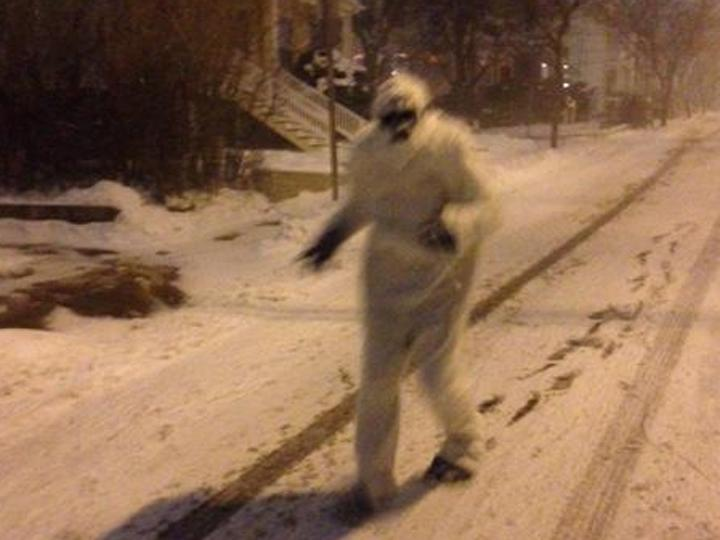 Trending: Yeti in Boston?