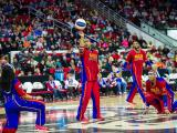Harlem Globetrotters at PNC Arena