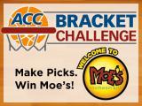 2015 Moe's ACC Bracket Challenge