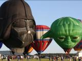 Star Wars balloons soar in NJ