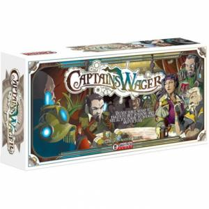 Captain's Wager is a hand management, bluffing and betting game with unique gameplay and a steam punk pirate theme. (Deseret Photo)