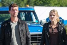 """Lucas Bryant and Emily Rose star in """"Haven: The Final Season,"""" now on Blu-ray and DVD. (Deseret Photo)"""