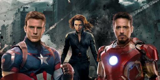 "Captain America (Chris Evans), left, Black Widow (Scarlett Johansson) and Iron Man (Robert Downey Jr.) star in ""Captain America: Civil War,"" a continuation of the ""Avengers"" franchise. (Deseret Photo)"