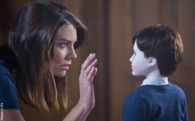 "Lauren Cohan is hired to baby-sit a youngster in ""The Boy"" but discovers he's a porcelain doll in this odd horror yarn, now on Blu-ray and DVD. (Deseret Photo)"