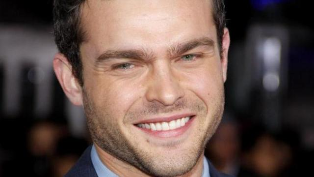 """he long rumored stand-alone Han Solo movie found its lead in """"Beautiful Creatures"""" star, Alden Ehrenreich. (Deseret Photo)"""