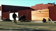 "A scene from Amir Soltani's documentary ""Dogtown Redemption."" (Deseret Photo)"