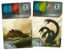 A look at some of the cards from the game The Ancient World by Ryan Laukat. (Deseret Photo)