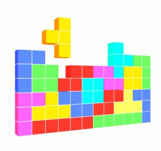 Are you ready for the ultimate falling-geometric-shapes cinematic experience? Then buckle up for the Tetris movie, coming soon to a theater near you. (Deseret Photo)