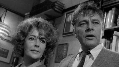 """Elizabeth Taylor earned an Oscar and Richard Burton was nominated for their roles as a warring middle-aged married couple in """"Who's Afraid of Virginia Woolf?"""" The 1966 drama is now on Blu-ray for the first time. (Deseret Photo)"""