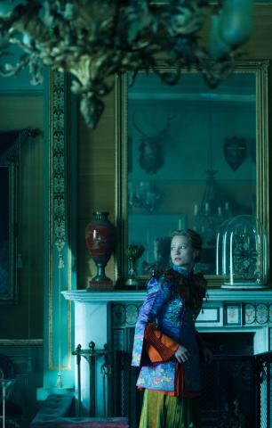 """Alice (Mia Wasikowska) returns to the whimsical world of Underland in Disney's """"Alice Through the Looking Glass,"""" featuring the unforgettable characters from Lewis Carroll's beloved stories. (Deseret Photo)"""