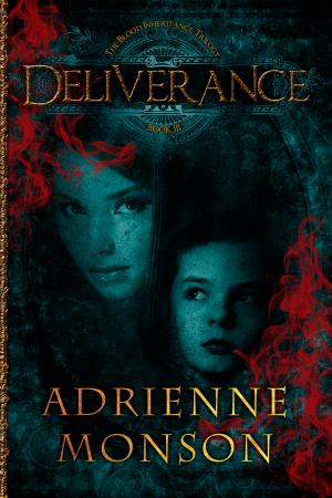 """""""Deliverance,"""" the third and final book in the paranormal young adult Blood Inheritance Trilogy, is by Adrienne Monson. (Deseret Photo)"""