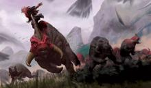 """Rules for using beasts as animal companions and mounts are included in the book """"Savage Spirits"""" by Fantasy Flight Games. (Deseret Photo)"""