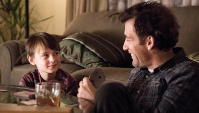 "Clive Owen bonds with young Jaeden Lieberher as they play father and son in the sweet-natured comedy-drama ""The Confirmation,"" now on Blu-ray and DVD. (Deseret Photo)"