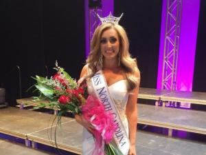 Miss Mecklenburg County crowned Miss North Carolina