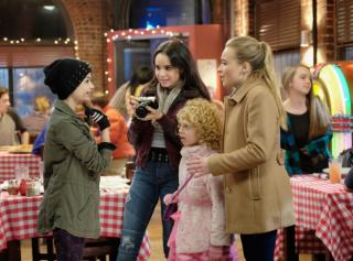 """Adventures in Babysitting"" a Disney Channel remake of the 1987 hit comedy — and the channel's 100th made-for-TV movie — is now on DVD. (Deseret Photo)"