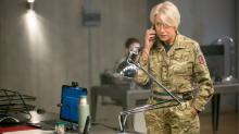 "Helen Mirren stars as a British colonel in charge of a drone air strike in ""Eye  in the Sky,"" now on Blu-ray and DVD. (Deseret Photo)"