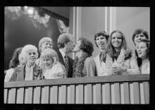 President Jimmy Carter, the 39th president of the United States, with his family. (Courtesy of Warren K. Leffler/Library of Congress Prints and Photographs Division [LC-DIG-ppmsca-09738]) (Deseret Photo)