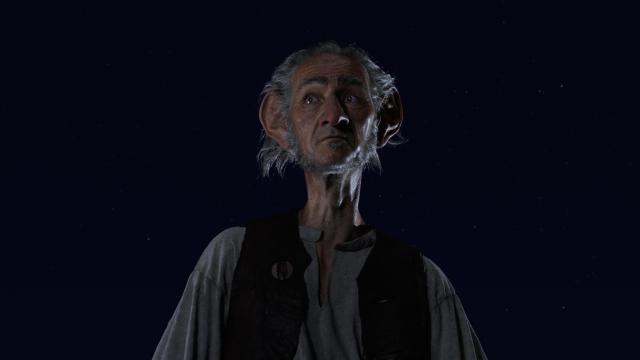 Oscar (R) winner Mark Rylance stars as the BFG (Big Friendly Giant) in Disney's fantasy-adventure, THE BFG, directed by Steven Spielberg based on the best-selling book by Roald Dahl, which opens in theaters nationwide on July 1. (Deseret Photo)