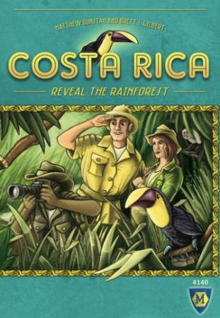 Different sets of exotic animals, different terrains and the omnipresent danger of mosquitoes await in the jungle of Costa Rica, and the player explorers are here to collect sets of rare and exotic animals to rescue them from poachers. Collecting as many as you can of one kind is valuable, but having one of each kind can be beneficial, too. Just avoid being bitten too badly by the mosquitoes! (Deseret Photo)