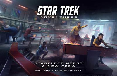 The game will offer pre-generated characters for many of the well known personalities from Star Trek including Picard, Kirk and more, but the focus will be on creating original stories in the Star Trek universe. (Deseret Photo)