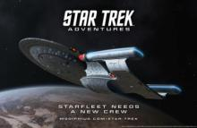 In Star Trek Adventures the ability to solve problems, deal with moral dilemmas, unearth conspiracies or ancient mysteries, will be as important as being able to command a ship in action or lead an Away Team under fire. (Deseret Photo)