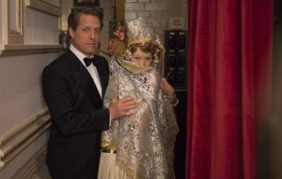"""Hugh Grant as St Clair Bayfield and Meryl Streep as Florence Foster Jenkins in """"Florence Foster Jenkins."""" (Deseret Photo)"""
