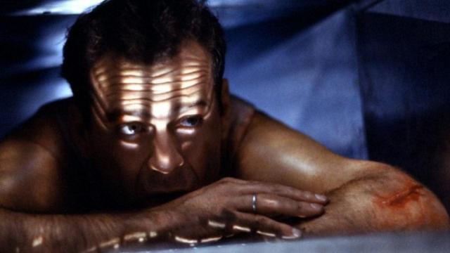Bruce Willis in Die Hard (1988) (Deseret Photo)
