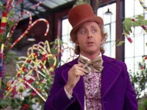 """Gene Wilder, who died this week, played an eccentric candy manufacturer in the 1971 fantasy """"Willy Wonka & the Chocolate Factory."""" (Deseret Photo)"""