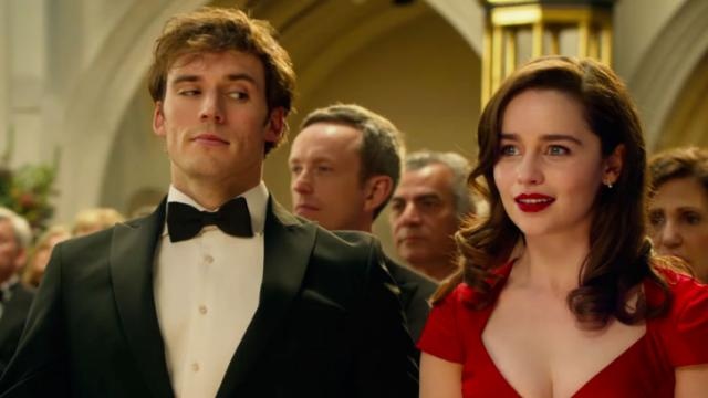 "Sam Claflin and Emilia Clarke star in ""Me Before You,"" now on Blu-ray and DVD. (Deseret Photo)"