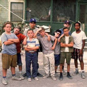 """""""The Sandlot"""" tells of a group of kids who spend their summer playing baseball. (Deseret Photo)"""