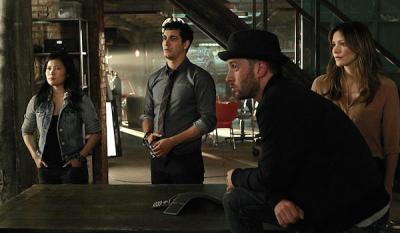 """A maverick Homeland Security team gathers to solve a crime in the TV series """"Scorpion."""" Season Three is now on DVD. (Deseret Photo)"""