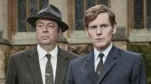 """Roger Allam, left, is Detective Inspector Fred Thursday, and Shaun Evans is Endeavour Morse in """"Endeavor,"""" a prequel to """"Inspector Morse, """" a British program that is shown here on PBS. The third season is now on Blu-ray and DVD. (Deseret Photo)"""