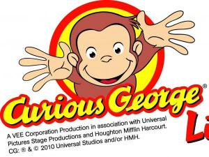 Curious George Live