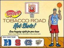 Tobacco Road Hot Shots