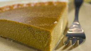 The Best Pumpkin Pie