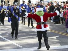 Raleigh Christmas Parade expected to draw thousands