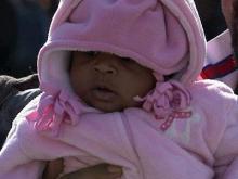 Donations keep families warm