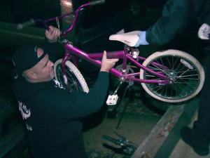 The Durham Police Department donated 60 unclaimed bikes to non-profit organizations this holiday season.