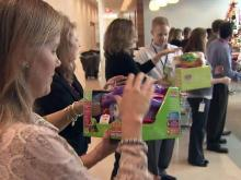 Durham Rescue Mission's toy drive gets helping hand