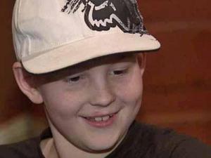 Devon Murphy, 9, is fighting leukemia.
