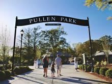 Pullen Park Easter Egg Hunt